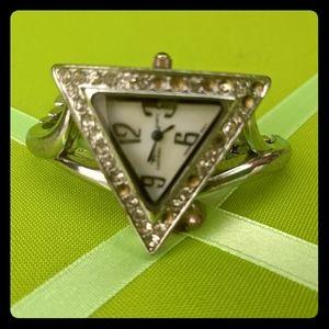 Louis Arden Quartz Fashion Watch Triangle